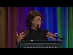 "SHOCK VIDEO: Congresswoman Maxine Waters Threatens to ""Take Trump Out"""