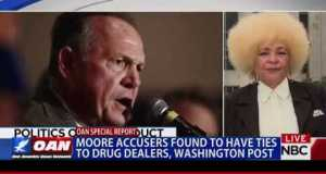 WATCH: Moore Accusers Have Ties to Drug Dealers and Washington Post