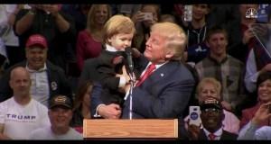 Trump's campaign speech