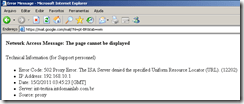 Using SSL Decoder to inspect outbound HTTPS traffic on ISA Server 2006 – Part 3 (6/6)
