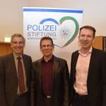 Polizeipräsident Hans-Joachim Kuhlisch, Diethelm Salomon, Hartmut Rulle