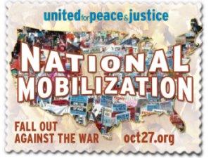 Oct 27 antiwar protests