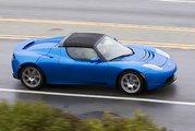 Tesla EV sports car
