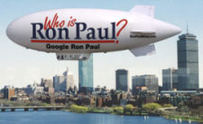 Ron Paul dirigible
