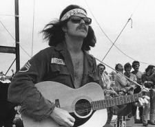 Country Joe at Woodstock