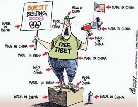 Boycott China?