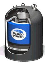 beacon power flywheel