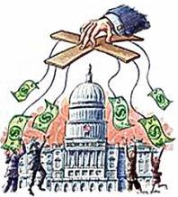 DC corruption