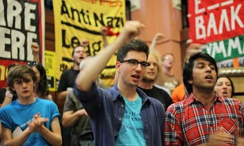 Marxism 2009. Photograph: Frank Baron