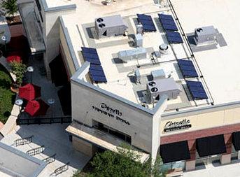 chipotle solar panels