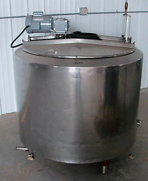 150 gallon pasteurizer / cheese vat