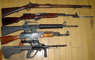 Modern Rifles