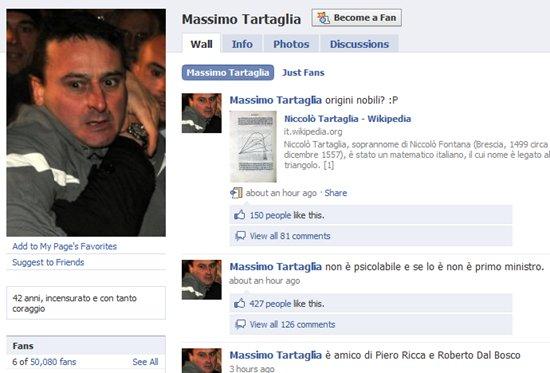 tartaglia fanpage