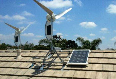 Hybrid Wind And Solar Power For Rooftop Use Politics In