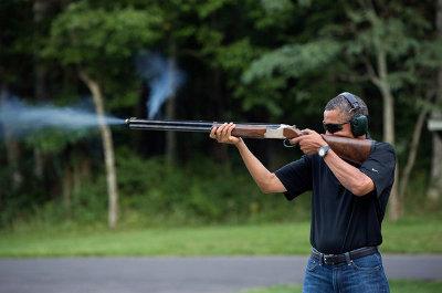 Obama-skeet
