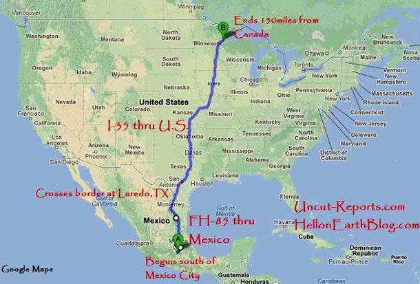 interstate 35 drug highway