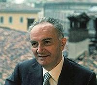 Michele Sindona, a key figure in Vatican Bank money laundering during 1980's