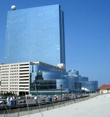 Revel Atlantic City. 2 years old.  Cost $2.7 billion. Closing this weekend.