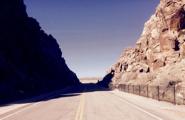 Parowan Gap