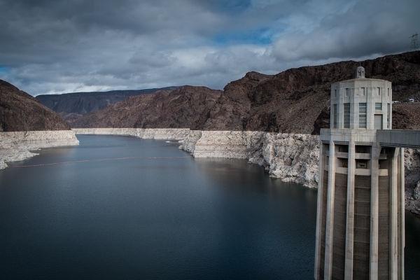 Hoover Dam, March 2015.  Photo: John Fleck