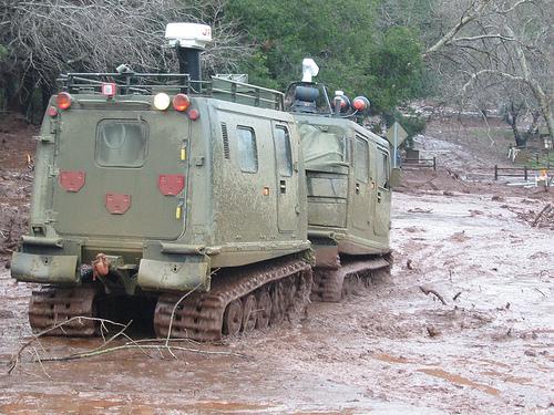 mudslide photo