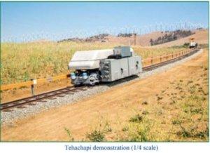 Advanced Rail Energy Storage