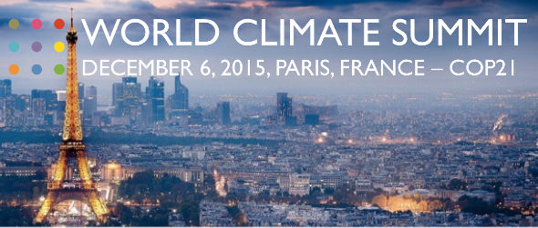 World Climate Summit. Paris 2015