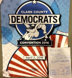 Clark County Democratic Convention
