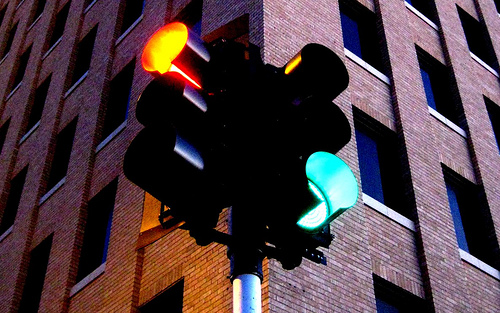 traffic lights photo