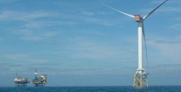 Beatrice offshore wind. Scotland