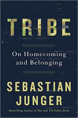 Tribe. Sebastian Junger