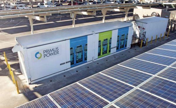 MCAS Miramar microgrid