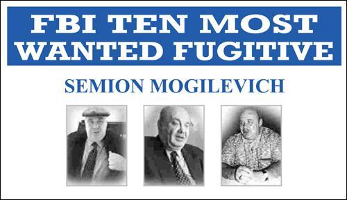 Semion Mogilevich. trump Timeline