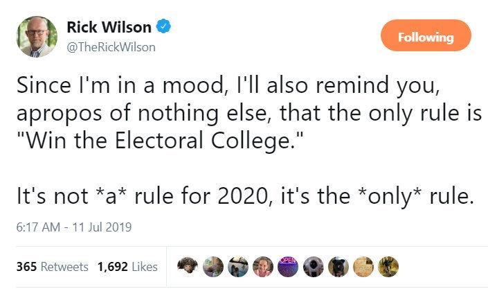 2020 election electoral college
