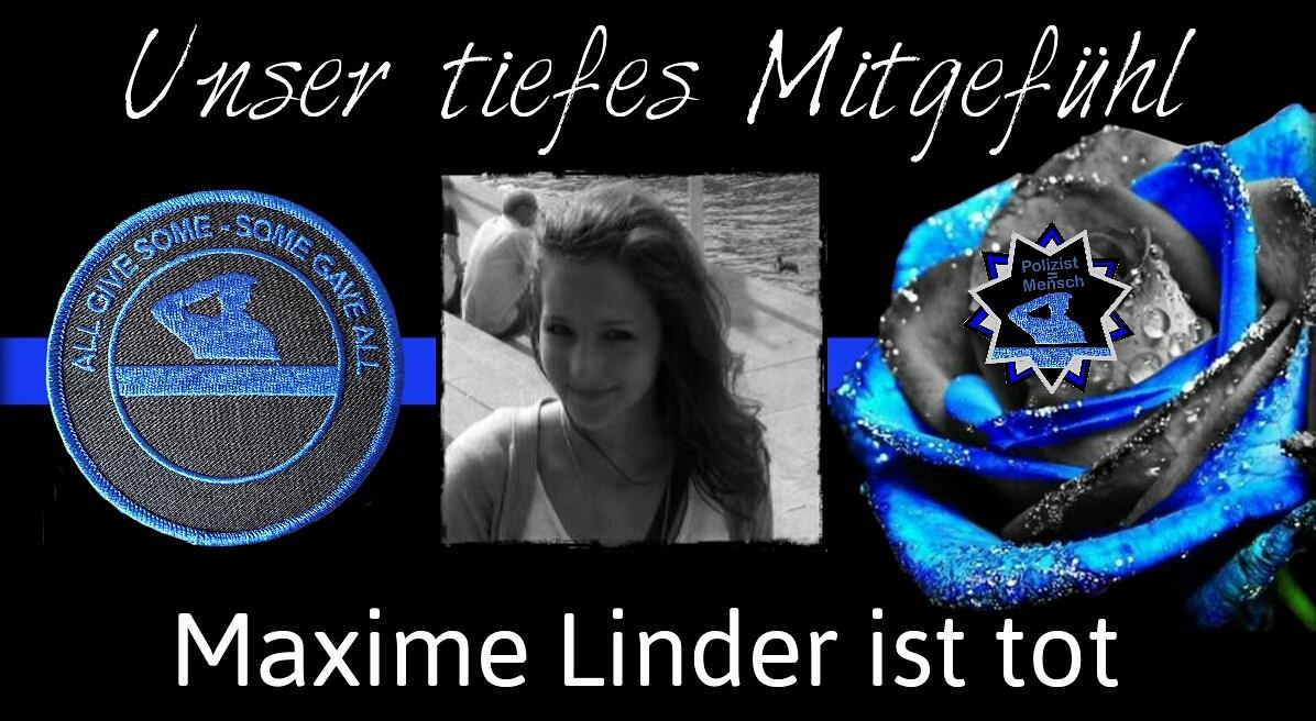 Unser tiefes Mitgefühl: Maxime Linder ist tot