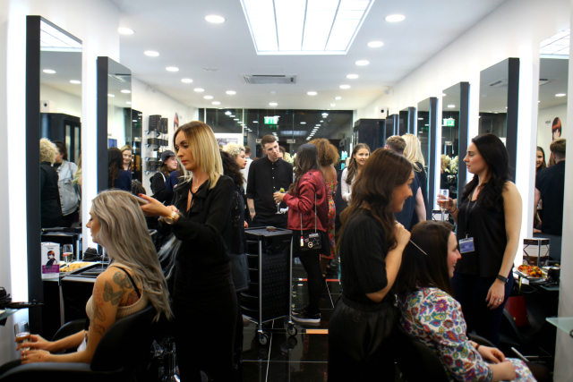 RUSH HAIR BLOGGER EVENT AT DEANSGATE, MANCHESTER