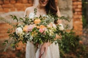 Lake Bled Wedding Bouquet