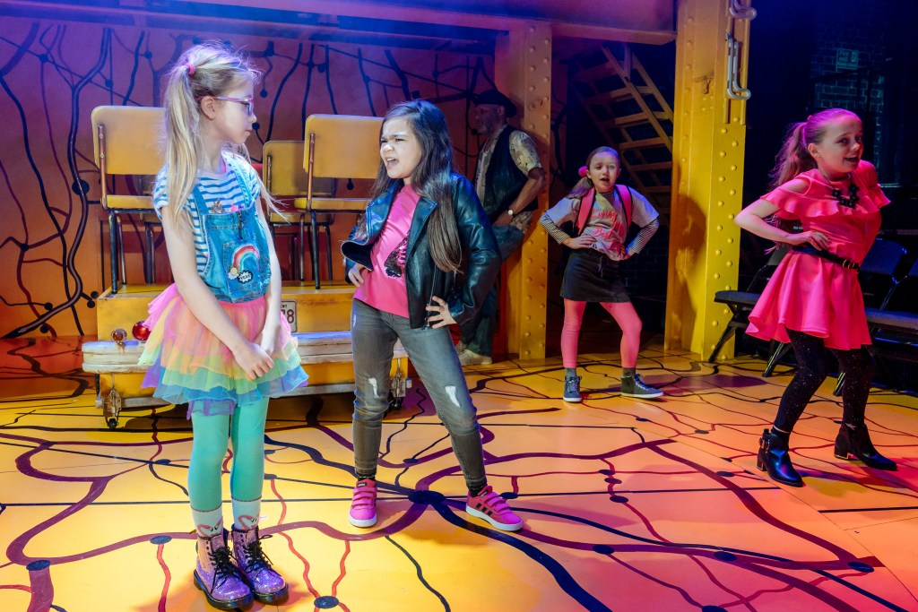 Little Miss Sunshine at The Lowry