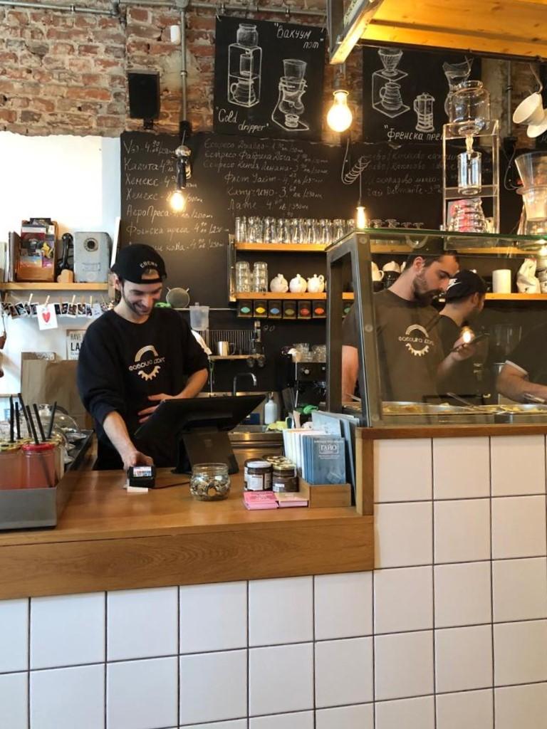 Things to do in Sofia Fabrika Daga Cafe