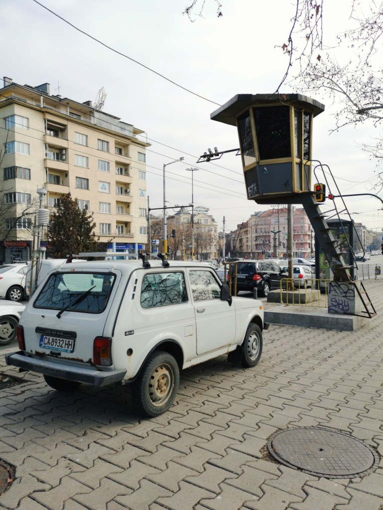 Things to do in Sofia Vintage Car and Watch Tower
