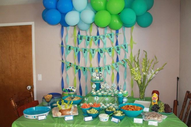 Plan A Barnyard Themed Children S Birthday Party