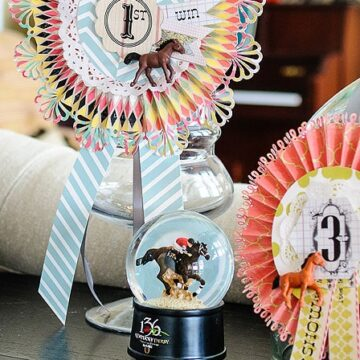 DIY Kentucky Derby Decorations