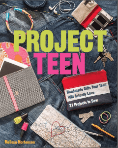 Project Teen by Melissa Mortenson