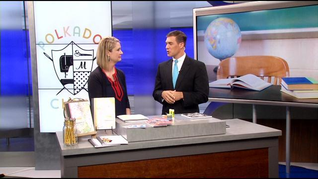 WDRB - PolkaDot Chair - summer journal - 5-27-15 (1)