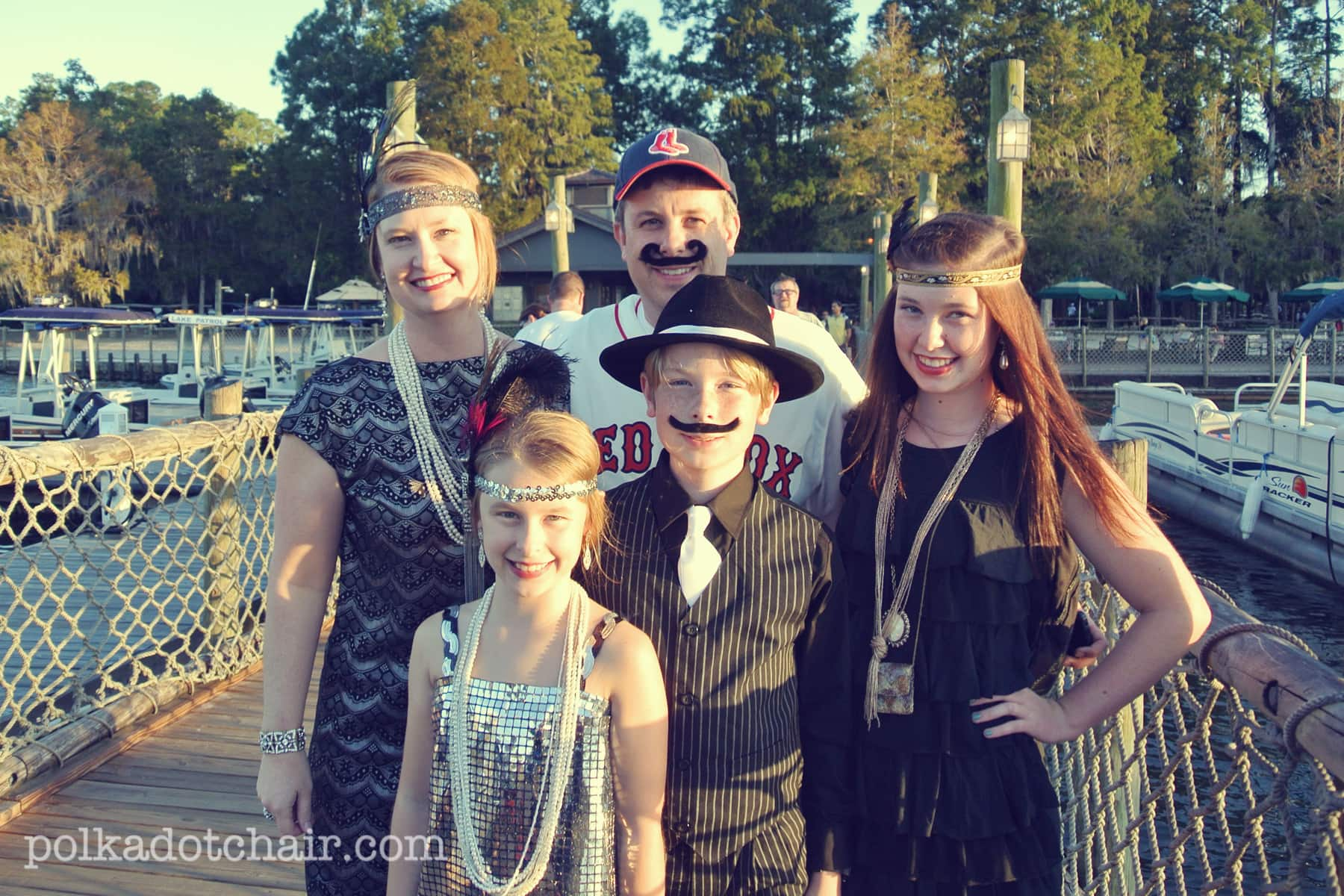 Cute Flapper Costume Ideas