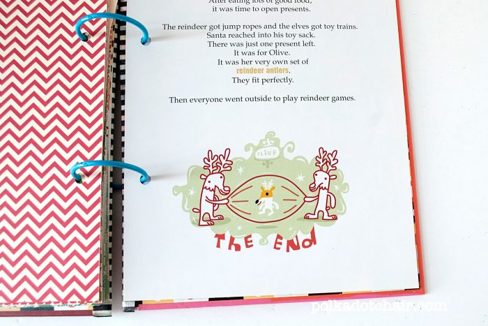 Up-cycle an old or damaged storybook into a fun scrapbook album - includes full instructions to make the scrapbook