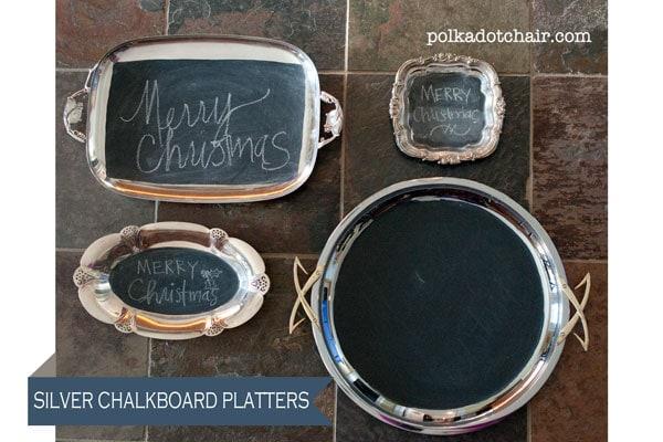 silverchalkboardplatters