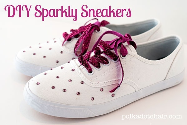 DIYSparklySneakers