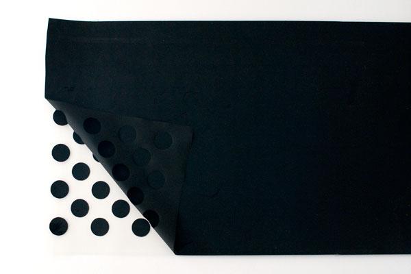 Silhouette Polka Dots