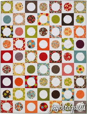Dots Quilt Pattern